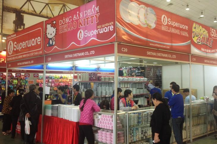 งานแสดงสินค้าไทย MADE IN THAILAND OUTLET 2016 - ảnh 4