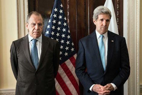 รัสเซียและสหรัฐฯ เห็นพ้องที่จะขยายความร่วมมือเพื่อแก้ไขวิกฤติซีเรีย  - ảnh 1