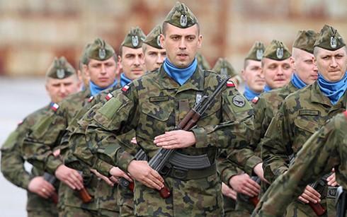 โปแลนด์เพิ่มความเข้มงวดในการรักษาความมั่นคงก่อนการประชุมสุดยอดนาโต้   - ảnh 1