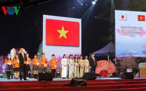 งานเทศกาลแลกเปลี่ยนวัฒนธรรมเวียดนาม – ญี่ปุ่นประจำปี 2016  - ảnh 1