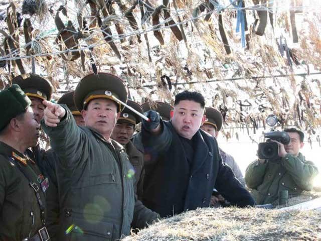 กองทัพสาธารณรัฐประชาธิปไตยประชาชนเกาหลีประกาศการเตือนภัยในระดับสูงสุด - ảnh 1