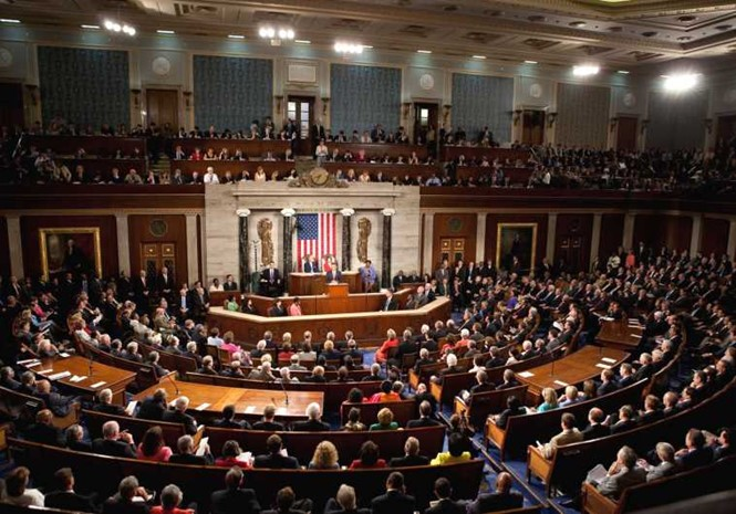 Палата представителей CША одобрила расширение санкций против КНДР - ảnh 1