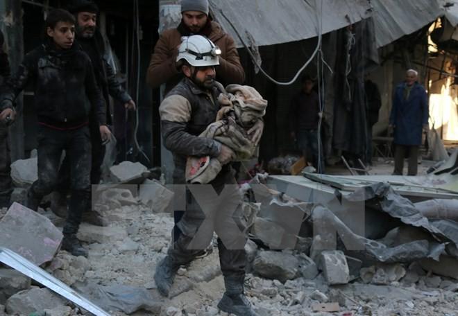 Боевики ИГ казнили сотни сирийских жителей - ảnh 1