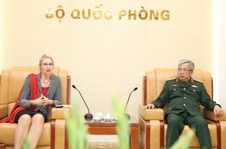 Вьетнам и Нидерланды сотрудничают в миротворческой деятельности ООН - ảnh 1