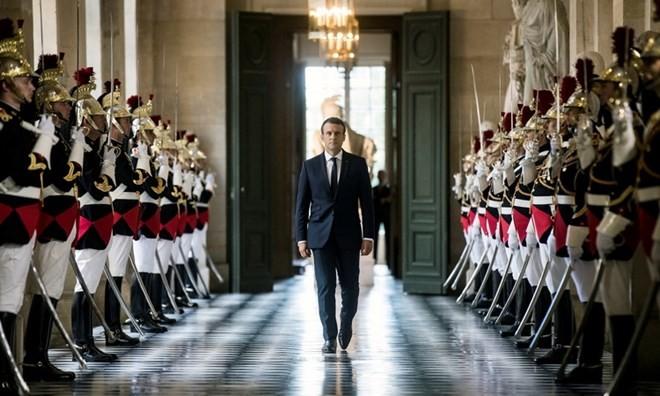 Большинство депутатов Нацсобрания Франции выразило вотум доверия правительству Макрона - ảnh 1