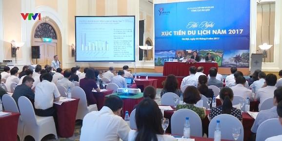 Вьетнам повышает эффективность продвижения туризма в 2017 году - ảnh 1