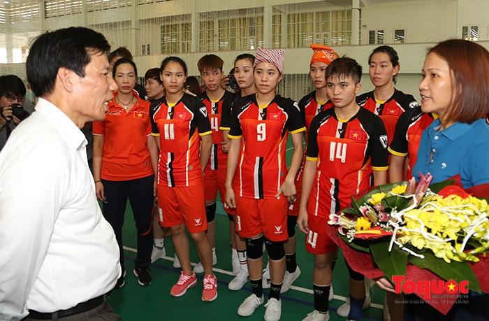 SEA Games 29: Каждый спортсмен сборной Вьетнама является посланником мира и дружбы своей страны - ảnh 1