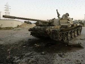 Франция поддерживает все усилия по разрешению кризиса в Ливии - ảnh 1