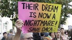Ряд американских штатов подал в суд на администрацию Дональда Трампа в связи с отменой  DACА - ảnh 1