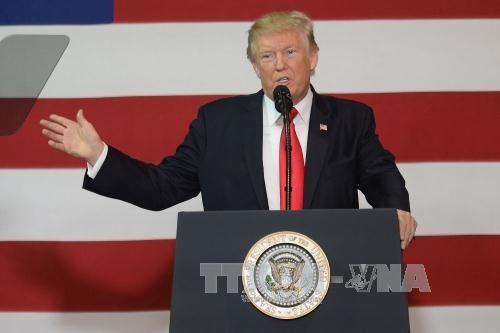 Трамп предложил выступить посредником для урегулирования дипломатического кризиса вокруг Катара - ảnh 1