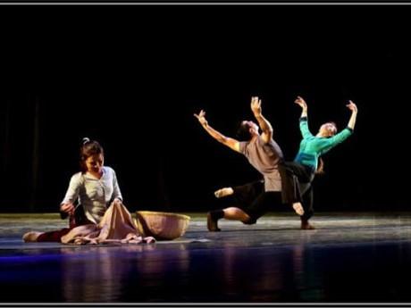 Шесть стран принимают участие в фестивале «Современный танец: встреча Азия – Европа 2017г» - ảnh 1