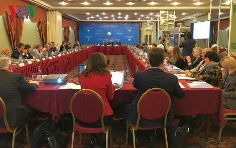В России прошел международный семинар по Восточному морю - ảnh 1
