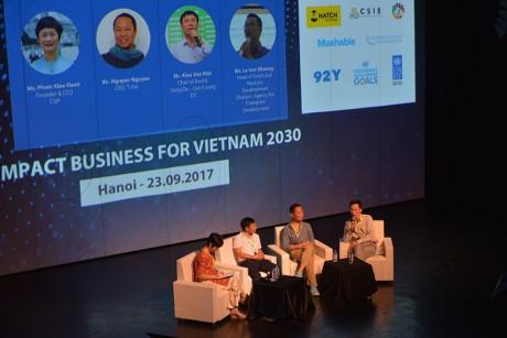 Ежегодные выставка и конференция по стартапам «HATCH! FAIR the Fifth» во Вьетнаме - ảnh 1