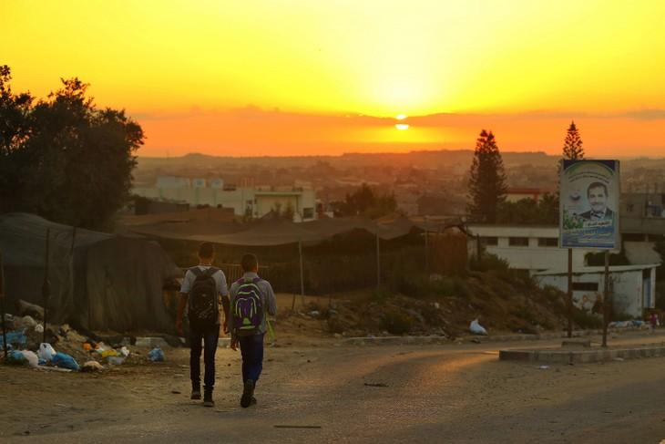 Израиль закроет все переходы с Западным берегом реки Иордан и Газа во время еврейского праздника - ảnh 1