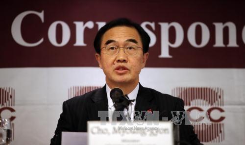 Республика Корея готова провести переговоры с КНДР без предварительных условий - ảnh 1