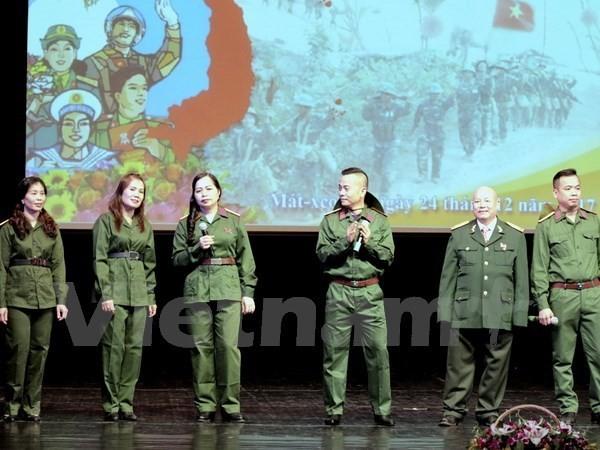 В России отметили день создания Вьетнамской народной армии - ảnh 1