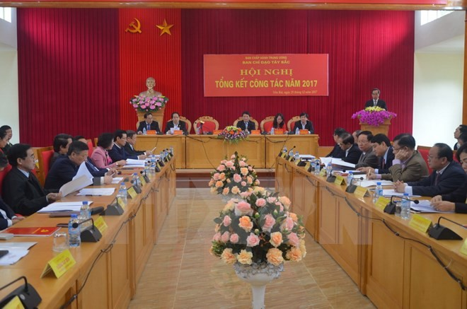 Создание благоприятных условий для всестороннего и устойчивого развития северо-западного региона СРВ - ảnh 1