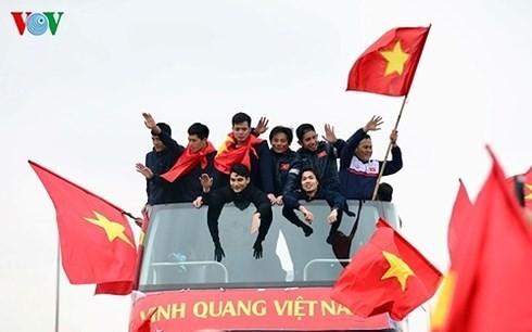 Мировые СМИ высоко оценили молодежную сборную Вьетнама  - ảnh 1