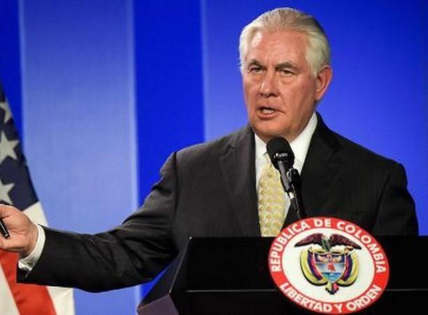 Госсекретарь США посещает 5 стран Ближнего Востока - ảnh 1