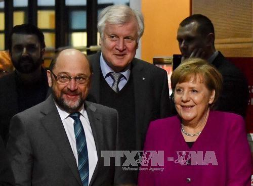 Канцлер Германии отстаивает сохранения соглашения о коалиции - ảnh 1