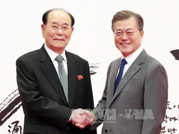 КНДР призвала к сохранению мирного духа в межкорейских переговорах - ảnh 1