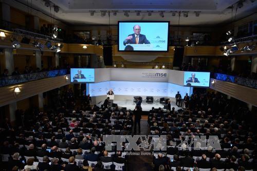 На конференции по безопасности основное внимание было уделено обсуждению ядерной программы КНДР - ảnh 1