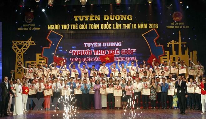В Ханое в 9-й раз названы лучшие молодые ремесленники страны  - ảnh 1