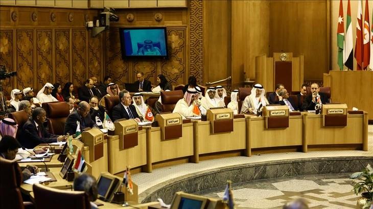 Главы МИД арабских государств провели внеочередное заседание по Иерусалиму - ảnh 1