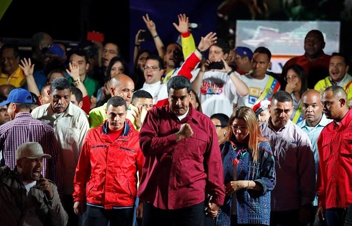 Николас Мадуро переизбран президентом Венесуэлы - ảnh 1