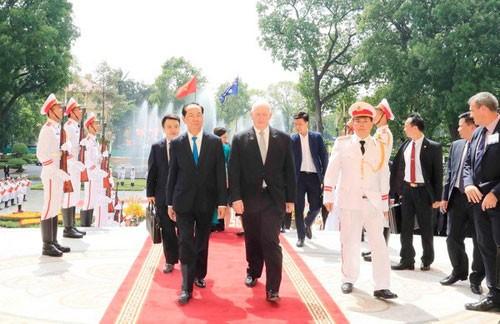 Генерал-губернатор Австралии завершил государственный визит во Вьетнам - ảnh 1