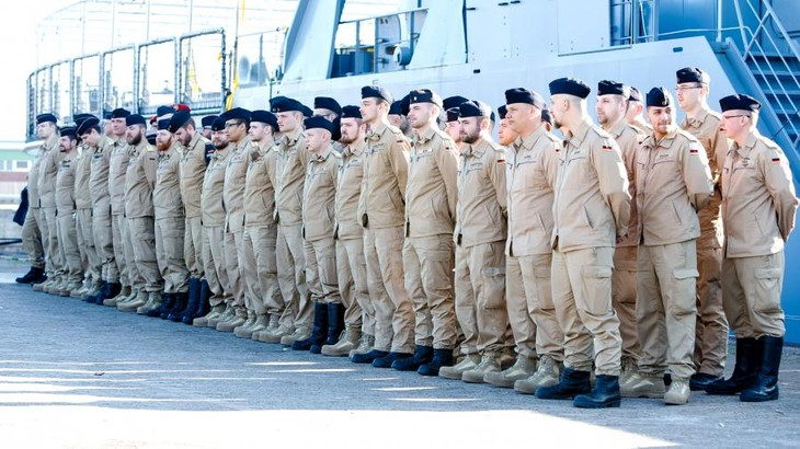 В Брюсселе проходит конференция министров обороны стран НАТО  - ảnh 1