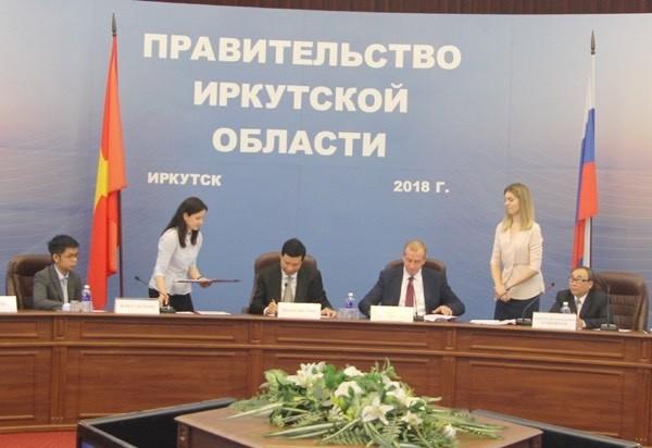 Местные власти Вьетнама и России активизируют двустороннее сотрудничество - ảnh 1