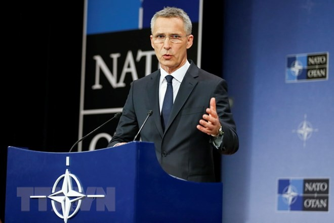 Министры обороны стран НАТО обсуждают в Брюсселе актуальные вопросы - ảnh 1