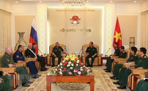 Вьетнам и Россия активизируют сотрудничество в работе ООН по поддержанию мира - ảnh 1