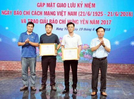 Мероприятия, приуроченные ко Дню вьетнамской революционной прессы - ảnh 1