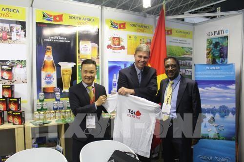 Вьетнам ищет возможности экспорта на крупнейшей в Африке торговой ярмарке - ảnh 1