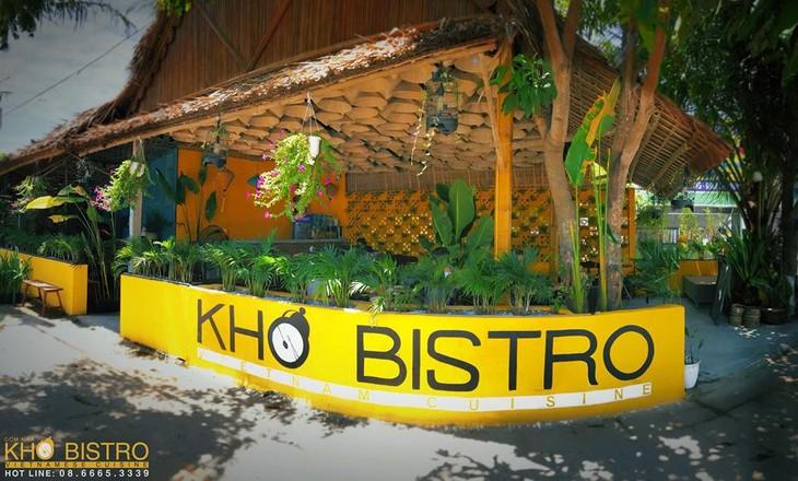 «KHO BISTRO» –  вьетнамский ресторан домашних блюд в Хойане - ảnh 1