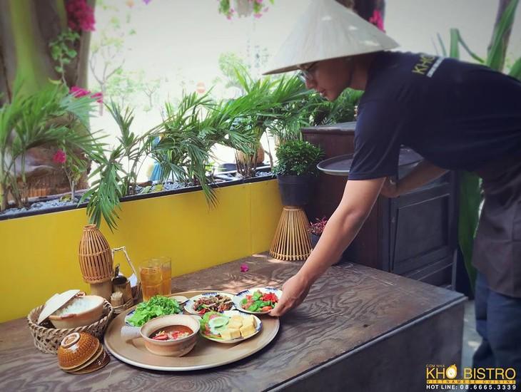 «KHO BISTRO» –  вьетнамский ресторан домашних блюд в Хойане - ảnh 4