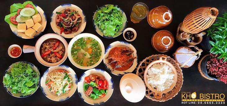 «KHO BISTRO» –  вьетнамский ресторан домашних блюд в Хойане - ảnh 6