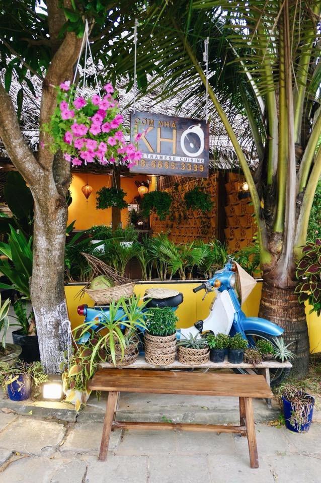 «KHO BISTRO» –  вьетнамский ресторан домашних блюд в Хойане - ảnh 9