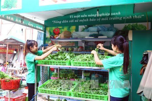 Вьетнам поделился опытом в развитии зеленого сельского хозяйства в ЭКОСОС - ảnh 1
