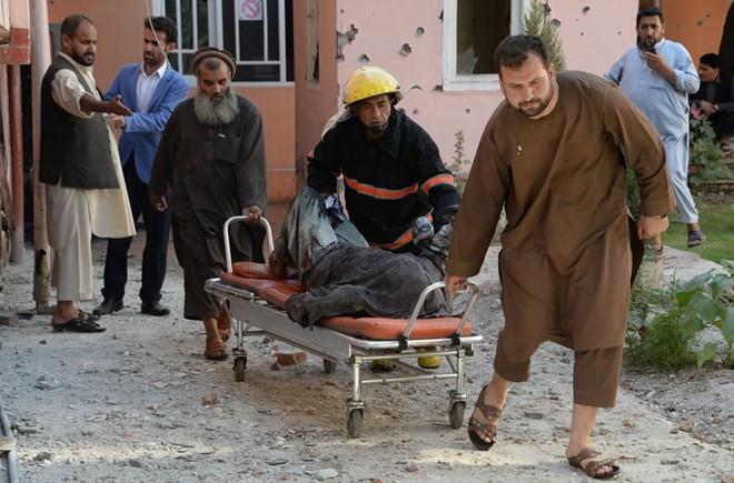Почти 1.700 мирных жителей погибли в результате насильственных столкновений в Афганистане - ảnh 1