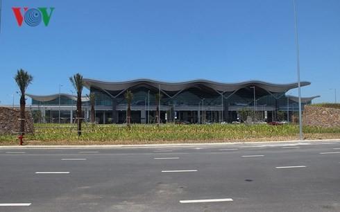 Новый терминал аэропорта Камрань открывает возможности для развития туризма в Кханьхоа - ảnh 1