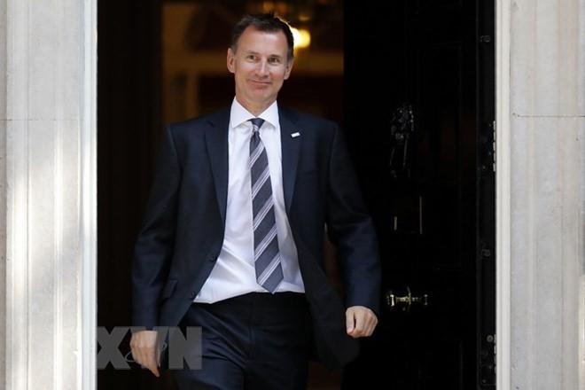 Новый глава МИД Британии предупредил о последствиях провала соглашения по брекситу - ảnh 1