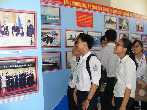 Пропаганда национального суверенитета и устойчивого развития морских и островных районов - ảnh 1