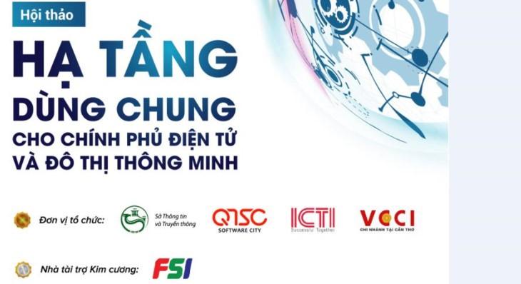 Во Вьетнама прошел семинар, посвященный построению инфраструктуры для электронного правительства - ảnh 1