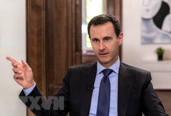 Асад: сирийская армия идет от победы к победе в войне с терроризмом - ảnh 1