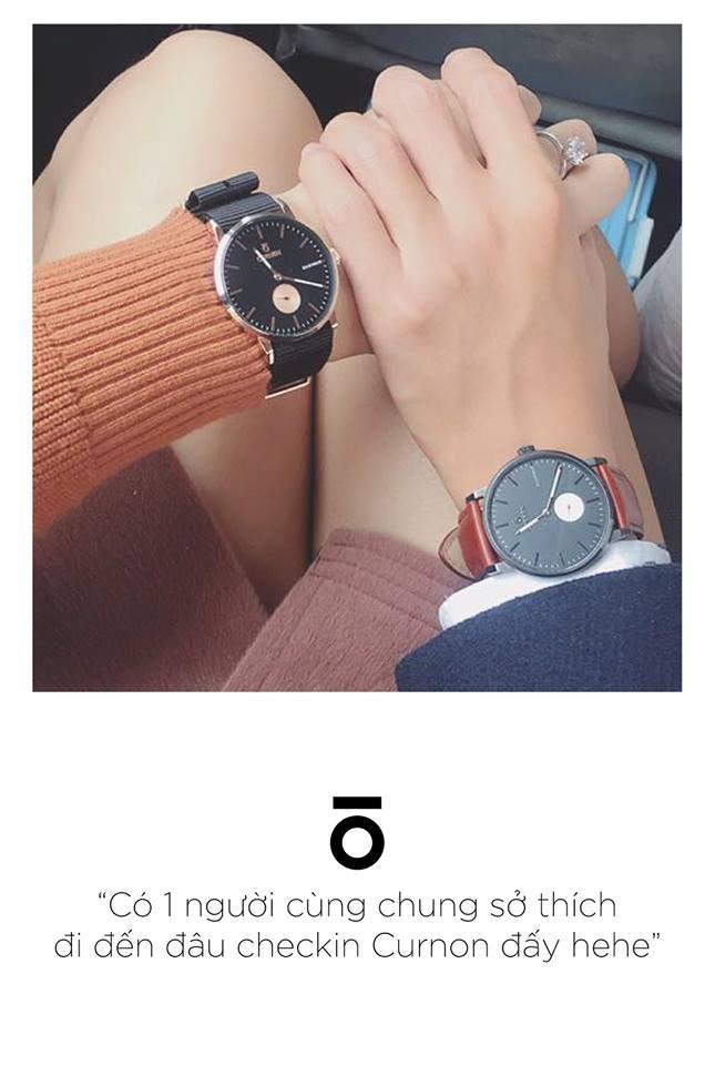 Curnon осуществляет мечту о часах вьетнамского бренда  - ảnh 8