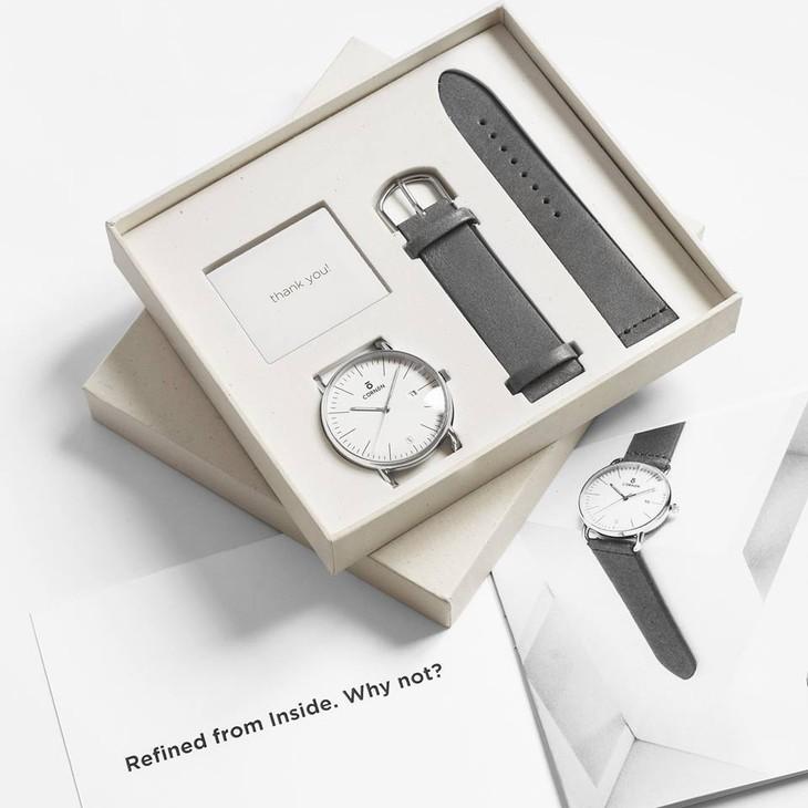 Curnon осуществляет мечту о часах вьетнамского бренда  - ảnh 1
