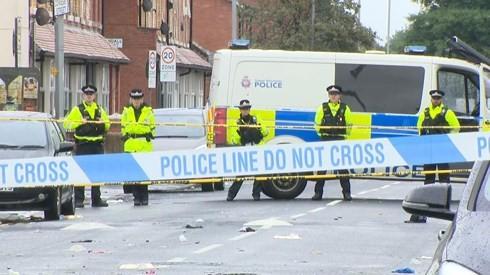 Стрельба в Великобритании – есть много раненых - ảnh 1